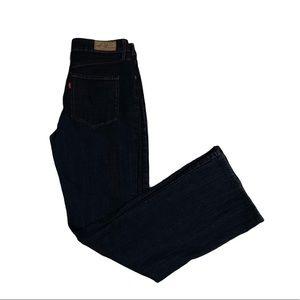 LEVI'S Bold Curve Classic Bootcut Jeans SIZE 8/29